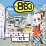 GRAZIE MILLE-EDIZ.STRAORDINARIA cd musicale di 883