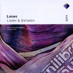 Loewe - Fiescher Dieskau-holl - Apex. Lieder E Ballate cd musicale di Diesk Loewe\fiescher