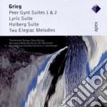 Grieg - Rasilainen - Kangas - Apex: Peer Gynt Suites 1 & 2 - Holberg Suite cd musicale di Grieg\rasilainen - k