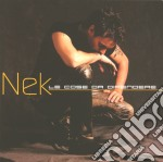 LE COSE DA DIFENDERE cd musicale di NEK