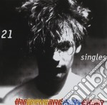 21 SINGLES cd musicale di JESUS & MARY CHAIN