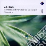 Bach - Lev Lara - Apex: Sonate Per Violino Vol. 2 cd musicale di Lara Bach\lev