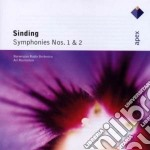 Apex: sinfonie nn. 1 & 2 cd musicale di Sinding\rasilainen