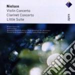 Apex: concerti per violino, clarinetto cd musicale di Nielsen\rasilainen -