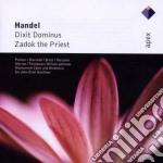 Apex: dixit dominus cd musicale di Handel\gardiner