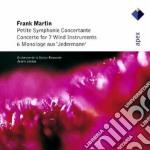 Martin - Jordan - Apex: Piccola Sinfonia Concertante cd musicale di Martin\jordan