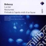 Debussy - Lombard - Jordan - Apex: La Mer - Prelude De L'apres Midi - Notturni cd musicale di Debussy\lombard - jo