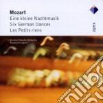 Apex: eine kleine nachtmusik - les petit cd musicale di Mozart\leppard