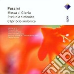 Apex: messa di gloria cd musicale di Puccini\scimone