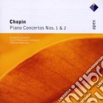 Chopin - Ashkenazy - Leonskaja - Apex: Piano Concerti Nn. 1 & 2 cd musicale di Chopin\ashkenazy - l