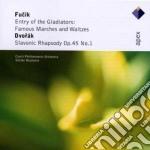 Apex: l'entrata dei gladiatori - rapsodi cd musicale di Fucik - dvorak\neuma