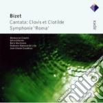 Apex:cantata 'clovis et clothilde'-sinfo cd musicale di Bizet\casedesus