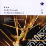 Apex: sinfonia spagnola op.21 - cello co cd musicale di Lalo\amoyal - lodeon