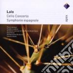 Apex: sinfonia spagnola op.21 - cello co cd musicale di Lalo\amoyal - lodeon