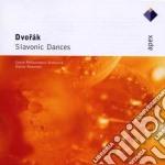 Apex: slavonic dances op. 46 & 72 cd musicale di Dvorak\neumann