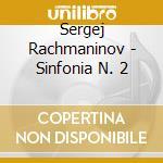 Apex: sinfonia n. 2 cd musicale di Rachmaninov\sanderli