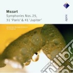 Apex: sinfonie nn. 41, 25 & 31 cd musicale di Wolfgang Amadeus Mozart