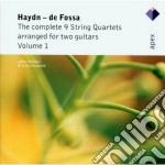 Apex: duo per chitarra vol. 1 cd musicale di Haydn\savijoki - ste
