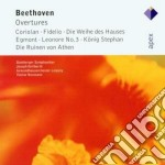 Apex: beethoven ouvertures cd musicale di Beethoven\neumann -