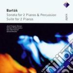 Bartok - Heisser-pludermacher-perotin - Apex: Sonata Per 2 Pianoforti E Percussioni -suite cd musicale di Bartok\heisser-plude