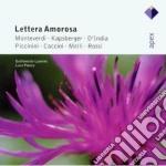 Apex:lettera amorosa (monteverdi-kapsber cd musicale di Vari\laurens - pianc