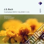 Apex: cantate nn. 4 & 131 cd musicale di \gardiner Bach