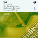 Apex: penthesilea -der corregidor-italia cd musicale di Wolf\barenboim