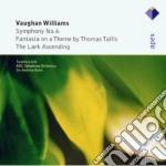 Apex: sinfonia n.6 - the lark ascending cd musicale di Williams\dav Vaughan