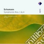 Apex: sinfonie nn. 1 & 4 cd musicale di Schumann\masur