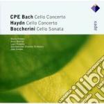 Apex: concerti per cello - sonata in la cd musicale di Haydn - bach - bocch