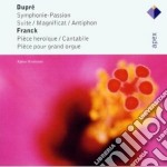 Apex: sinfonie passion - suite - piece h cd musicale di Dupre - franck\kalev