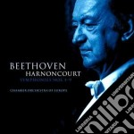 Sinfonie 1 - 9 cd musicale di BEETHOVEN\HARNONCOUR