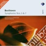 Apex: sinfonie nn. 5 & 7 cd musicale di Beethoven\lindenberg