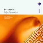 Apex: cello concerti cd musicale di Boccherini\bylsma -