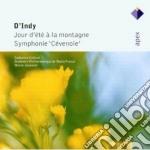 Apex: sinfonia cevenole-jour d'ete sur l cd musicale di D'indy\janowski - co