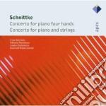Schnittke - Postnikova - Schnittke - Apex: Piano Concerti cd musicale di Schnittke\postnikova