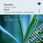 Apex: canone - 2 suites - 2 sinfonie cd musicale di Pachelbel - fasch\pa
