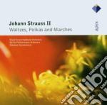 Apex: valzer e polche cd musicale di Strauss\harnoncourt