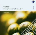 Apex: quartetti per archi nn. 1 & 3 cd musicale di Strin Brahms\borodin