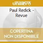 Paul Redick - Revue cd musicale di PAUL REDDICK