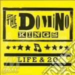 Life & 20 - cd musicale di The domino kings