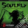Soulfly - Live At Dynamo Open Air 1998 cd