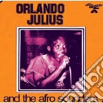 Orlando julius and the afro sounders cd musicale di Orlando julius and t