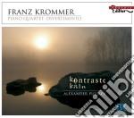 Divertimento op.96; quartetto per pianof cd musicale di Franz Krommer