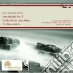 The bassarids, nachtstucke und arien, si cd musicale di Henze hans werner