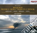 Messa in do minore, requiem cd musicale di Wolfgang ama Mozart