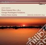 Cinque pezzi per pianoforte op.39, sonat cd musicale di Ernst Krenek