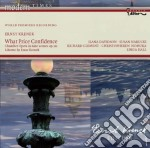 What price confidence op.111, 3 songs op cd musicale di Ernst Krenek