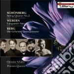 Quartetto per archi n.2 cd musicale di Arnold Schoenberg