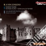 Fantasia-suite in la minore, aria in la cd musicale di John Jenkins
